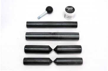 Wheeler Scope Ring Alignment and Lapping Kit Combo 305172