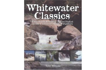 Whitewater Classics, Tyler Williams, Publisher - Funhog Press