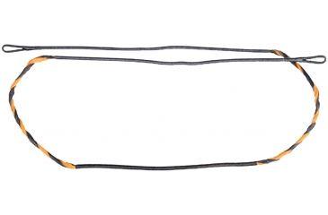 Wicked Ridge Crossbow String, Orange-Black, Warrior and Invader 58203