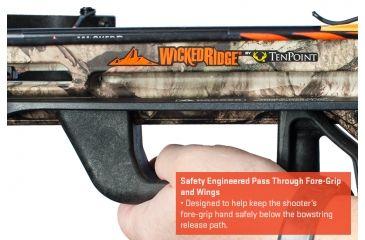 7-Wicked Ridge Invader G3 Crossbow Package w/ 3x Multi-Line Scope