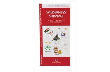 Wilderness Survival, James Kavanagh, Publisher - Pocket Naturalist