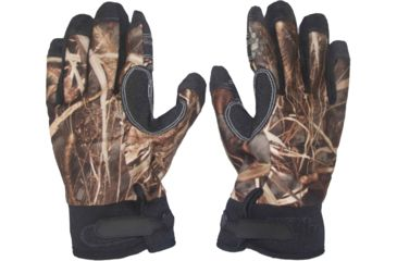 18716ad2f8842 Wildfowler Insulated Waterproof Gloves - Mens, Wildgrass, Extra Large,  980WG-XL