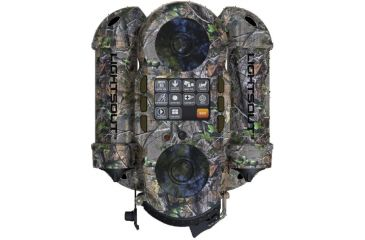 Wildgame Innovations Crush 8 Lightsout Wifi Digital Trail Camera, CAMO, NA LO8C