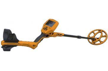 Wildgame Innovations MX200E GPS Hi Performance Digital Metal Detector w/ 12 in DD Submersible Coil, ORANGE, NA MX200E