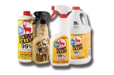 Wildlife Research Center Super Charged Scent Killer Spray, 12 FL oz. 1552