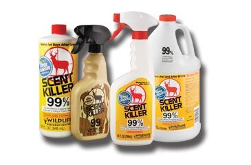 Wildlife Research Center Super Charged Scent Killer Spray, 24 FL oz. 555