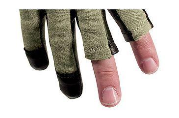 Wiley X Green Aries Flight Gloves G312