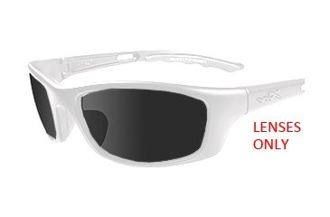 Wiley X P-17 Black Ops Sunglasses Replacement Lenses - LENSES ONLY