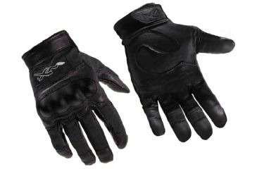 Wiley-X CAG1 Combat Assault Gloves - Black
