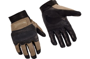 Wiley X Gloves Hybrid Coyote Tan