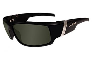 831cde3c6d46a Wiley X Hydro Climate Control Sunglasses - Polarized Smoke Green