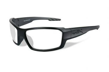 6-Wiley X WX Rebel Single Vision Prescription Sunglasses