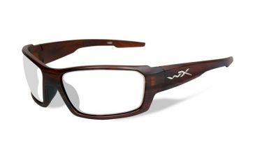 1-Wiley X WX Rebel Single Vision Prescription Sunglasses