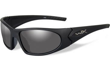 4b4ae63f50b1 Wiley-X Romer 3 Advanced Sunglasses - Matte Black Frame w  2 Lens Package