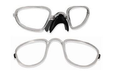 Wiley-X Blank RX Inserts/ Adapters for Wiley-X Goggles/ Sunglasses