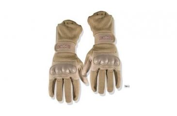 Wiley X Tag 1 Tactical Assault Gloves Coyote Small G215sm