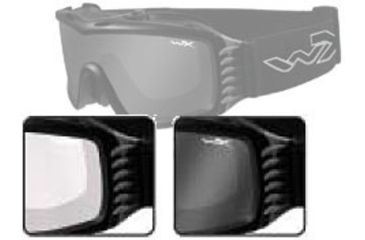 Wiley X WX Patriot Tactical Goggles Extra Replacement Lenses