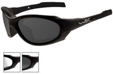 dd1186dfe052 Wiley X XL-1 Advanced Interchangeable Lens Sunglasses | 10% Off 4.5 ...