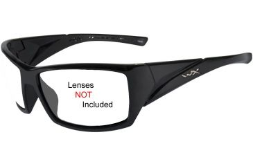 Wiley X Mojo Replacement Frame - Gloss Black *No Lens*