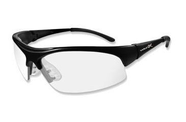 e254bf1ad35e Wiley X B-2 Interchangeable Lens Sunglasses - Polarized Smoke Lens | 4 Star  Rating Free Shipping over $49!