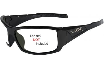 Wiley X Twisted Replacement Frame - Gloss Black *No Lens*