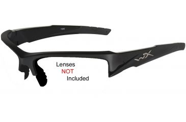 Wiley X Valor Replacement Frame - Gloss Black *No Lens*