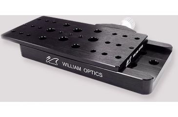 William Optics Telescope Saddle Plate and Dovetail Combo WE-DS-C