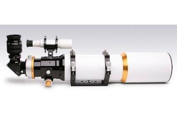 William Optics Fluoro Star-APO 132mm Telescope w/ Pair of Mounting Rings, QUARTZ Dielectric Diagonal, and Custom Aluminum Case FLT132-P