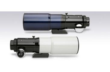 "William Optics ZenithStar 66mm SD Doublet APO Refractor Telescope w/ 2 Speed OTA ( White Tube ) with 1.25"" Dielectric Diagonal ZS66-SD-W-P1"