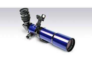 "William Optics ZenithStar 80mm II ED APO Doublet f/6.8 Refractor Telescope, Aluminum Case & 1.25"" CF Dielectric Diagonal ZS80-ED-125DI"