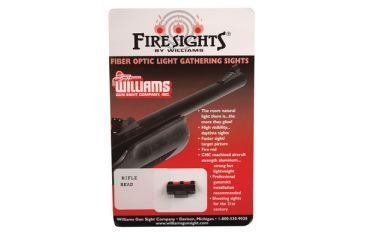 Williams Gun Sight Firesights Rifle Beads - Medium .450 Inch 56445