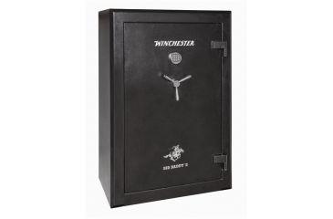 Winchester Safes Big Daddy 36 Gun Safe,Mechanical Lock,Black BD26042367M
