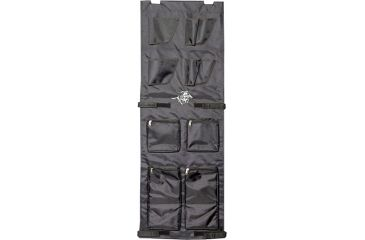 Winchester Safes Door Panel Organizer For Pony 19, Tradition  19,46.5x16in,Black
