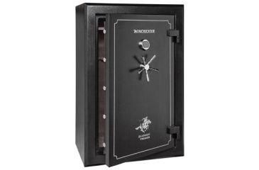 Winchester Safes Silverado 49 Gun Safe,Electronic Lock,Black S7242497E