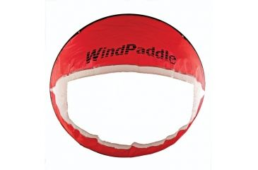 Windpaddle Cruiser Sail-red WPC-R