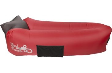 WindPouch GO Inflatable Hammock Imperial Red