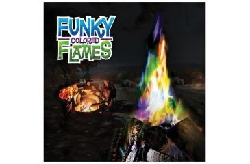 Winlow Products Funky Colored Flames 3pk B1001