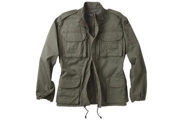Woolrich Tactical Elite Men's Elite Algerian Jacket, OD Green, M WL44449GNRM