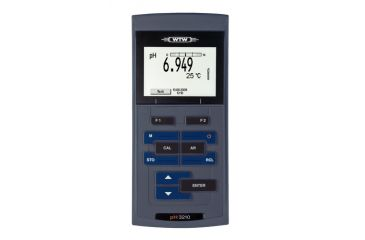 WTW Ph Meter 3210 Set W/ Sentix 41 2AA212, Unit EA