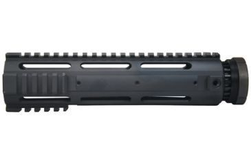Yankee Hill Machine Midlength Smooth Series Free Float Forearm AR-15