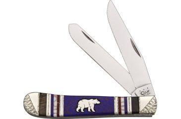 Yellowhorse Brian Custom Case Fold knife YH181