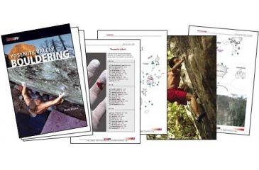 Yosemite Valley Bouldering, Matt Wilder, Publisher - Wilderness Press