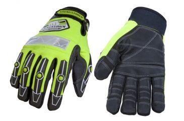 Youngstown Glove Company Titan XT Hi Viz Gloves, S 09-9060-10-S