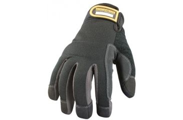 Youngstown Plus Touch Screen Utility Gloves Gray Large 11 3090 80 L