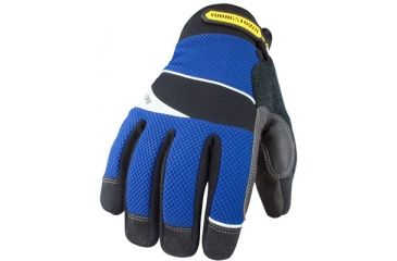 Youngstown Waterproof Winter Gloves w/ KEVLAR, Small 08-3085-80-S