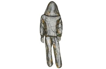 Yukon Gear Mesh Suit with Gloves - Large 049323