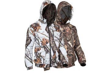 7404b3d35d29d Yukon Gear Reversible Jacket, Break Up Infinity/Winter Brush, XXX-Large  122009