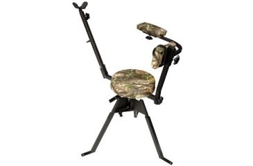 Yukon Mobile Rest 360 Degree Stationary Leg Portable Shooting Chair MH72002