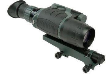 Yukon NVMT 3x42 Night Vision Rifle Scope / Red Laser Sight Kit 26041