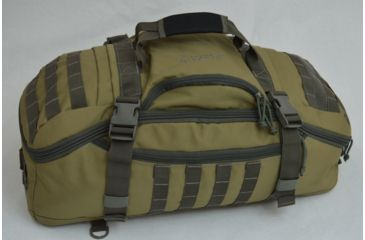 4-Yukon Outfitters Tactical Bug-Out Bag